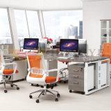 Office Furniture Desk (HY-NNH-Z16)를 위한 대중적인 높은 End Office Partition Workstation