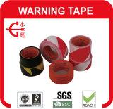 赤いPVC床のマーキングテープか白48mmx33m
