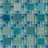 Mosaico de piedra de mármol para la decoración del suelo de Madellion de la pared/del agua