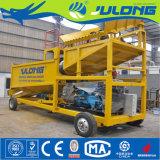 Julong extensa utilização de equipamentos de mineração de ouro móvel