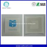 Étiquette imprimable de collant de Paper/PVC Nfc