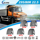 Todo o pneu radial de aço do caminhão pesado