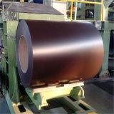 Bobine en acier enduite d'une première couche de peinture de Gi/acier galvanisé enduit par couleur de PPGI/PPGL