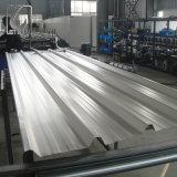 Vorgestrichenes buntes gewölbtes Dach-Blatt PPGI für Bau-Sektor
