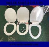 Plastiktoiletten-Sitzform mit einfachem und ändern Scharnier