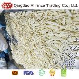 Tiras de batata congelados de qualidade superior para a exportação