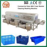 Schoonmakende Wasmachine van de Wasmachine van het Krat van de Melk van China de Commerciële Zuivel voor Verkoop