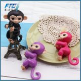 Mono interactivo del bebé del juguete del unicornio de los pececillos