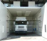 Personalizzare la grande cabina di spruzzo del bus, alloggiamento di secchezza