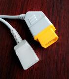 Nihon Kohden-Utah 12broche-4PIN câble de l'IBP du Moniteur Patient
