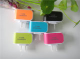 carregador do USB dos doces 3 de 5V 3.1A para o telefone móvel