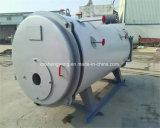 Caldera de vapor caliente de madera contrachapada de máquina de prensa