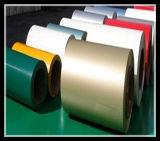 PPGI / color recubiertas de carbón bobina de acero SS400 / Q195 / Q235