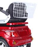 Vespa electrónica de la rueda caliente de la venta 3 para la anciano