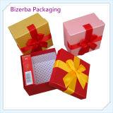 Подарочная бумага жесткая подарочной упаковки коробки с лентой