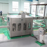 Machines de cachetage de remplissage de bouteilles de l'eau carbonatée