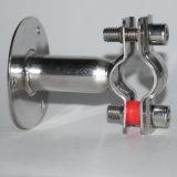 Collier de fixation en acier inoxydable le collier du tuyau réglable