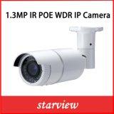 câmera impermeável do IP da segurança da bala do CCTV de 1.3MP WDR IR (WA7)