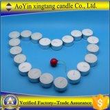 Comercio al por mayor 12g baratos Velas Candelitas blanco sin perfume a granel