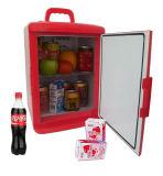 Mini refrigerador termoelétrico 20liter, DC12V, AC100-240V para refrigeração e aquecimento