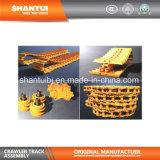 Гусеничный Shantui контакт в сборе (устанавливается на заводе на выходе)