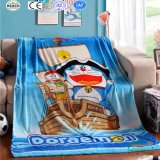 Горячая продажа яркие Peppa Pig печать детские одеяла