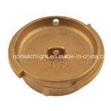 Brass Tw DIN 28450 Conectores de mangueira de acoplamento rápido