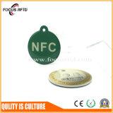 Полная бирка печатание цвета RFID Epoxy для покупкы/компенсации/вагонетки/розничного