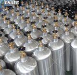 Cilindro d'erogazione dell'alluminio del CO2 della macchina della bevanda