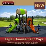 Nouveau parc pour enfants de grande taille Terrain de jeux extérieur (X1507-7)