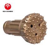 Usado perfuração de poços de água de perfuração DTH Hammer Bit