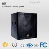 Bester Tonanlage-Lautsprecher-Baß S18 der Energien-600W 8ohms