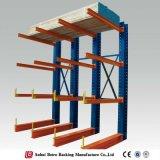 Almacén de estanterías metálicas Cantilever estantería System