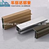 Blocco per grafici di portello di alluminio della finestra della stoffa per tendine di profilo di elettroforesi