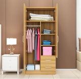 حديثة غرفة نوم جدار خزانة ثوب مقصورة تصميم