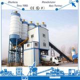 Transmitir automático de la correa de 90m3/H planta mezcladora de concreto a Europa