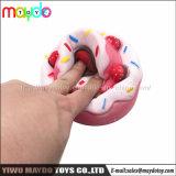 Gâteau aux fraises Squishy Squeeze ralentir la hausse du décor de jouets pour enfants cadeau