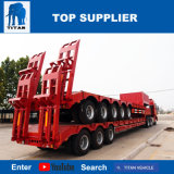Titan 5 hydraulique chargeurs 100 tonnes d'essieu basse semi-remorque pour l'Argentine