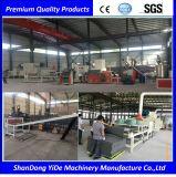 De Auto van de Rol SPVC & Extruder van de Schroef van China van de Mat van de Vloer de Enige