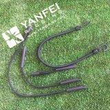Cuerdas de amortiguador auxiliar elásticos/cuerdas de amortiguador auxiliar dobles del gancho de leva