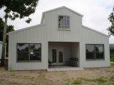 Относящая к окружающей среде содружественная Prefab светлая дом стальной структуры (KXD-119)