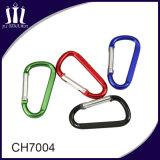 Crochet de Carabiner de sac de forme de courge d'Alumnium de qualité