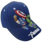 Kinder bedecken mit Nizza Firmenzeichen Knw19 mit einer Kappe