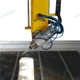 チーナンの泡の彫版の打抜き機のガントリー4軸線CNCのルーター