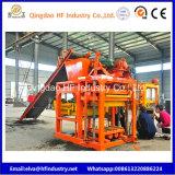 Bloc de brique de la colle Qt4-25 faisant la machine de générateur de brique des prix de machine