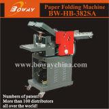Máquina plegable del papel automático industrial A4 de Boway 28000sheets/Hour con el colector 382SA del soporte