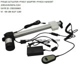 12 volt /24 Volt 300mm 750n Electric Actuator Kits per Motorized Recliner Mechanism, Electric Recliner Mechanism Parte