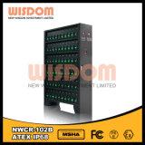 コードレス安全灯の充電器ラック
