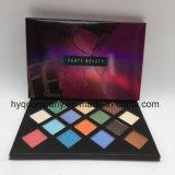 Pela beleza Fenty Rihanna Galaxy cintilantes 14 Eyeshadow paleta de cores