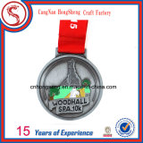 기념품 Customized Metal Sport Enamel 3D Medal